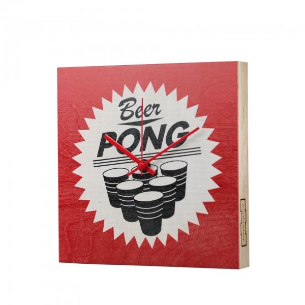 Woodclock Pong