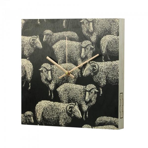 Woodclock Sheeple